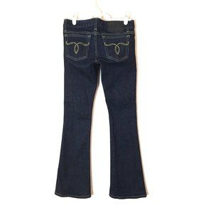 Moussy Jeans Low-Rise Bootcut Flare Leg 27x28
